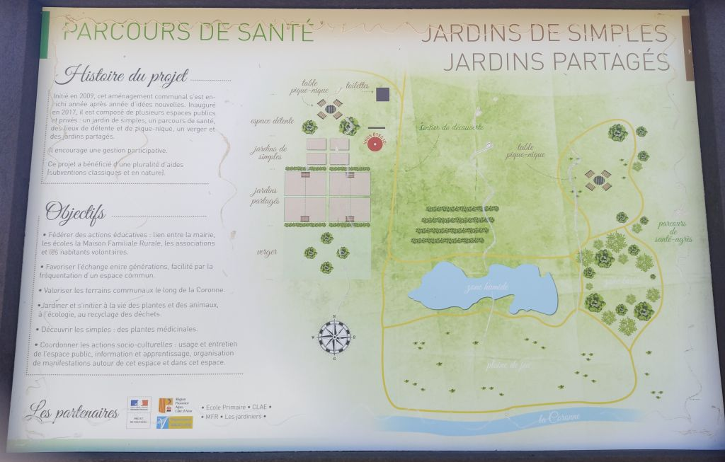 parcours sante richerenches